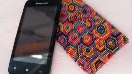 Чехол для телефона ′Калейдоскоп′