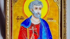 Именная икона святого мученика Инны Новодунского