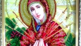Икона Божьей Матери ′Семистрельная′
