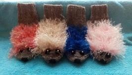 Продам шерстяные носки детские ручная работа. Размер 14, 16.