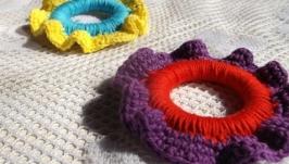 Погризок, еко-іграшка, дерев′яне кільце, прорізувач, колір на вибір