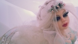 Коллекционная, будуарная кукла ′ФЕЯ УДАЧИ′