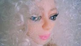 Коллекционная, интерьерная, будуарная кукла