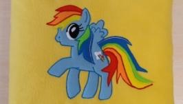 Подушка декоративная ′ My little ponny′
