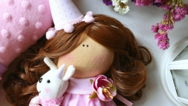 Авторская кукла, Кукла ручной работы