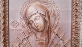 Икона Божией Матери «Семистрельная»