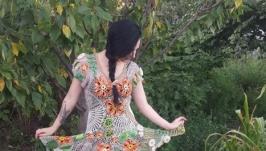 Платье ′Воспоминание о лете′