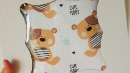 Корзинка для игрушек Teddy bear