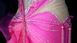 Платье танцевальное
