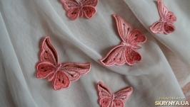 Нашивки бабочки