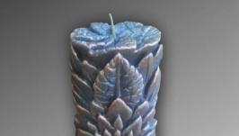 парафиновая свеча ′бронза′