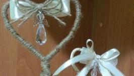Двуствольное деревце′Влюбленные ангелы′