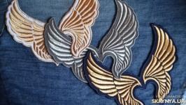 Нашивки Крылья