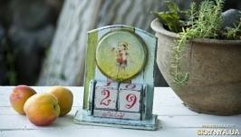 Вечный календарь ′Одувашка-промокашка′
