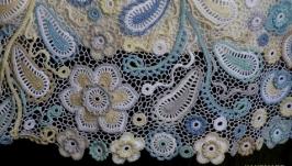 Платье женское ′Капелька нежности′. Ирландское кружево