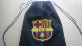 Сумка для обуви ′Барселона′