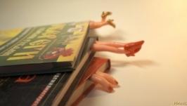 Закладки для книг =НОГИ=