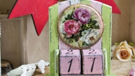 Вечный календарь ′а роза упала на лапу азора′