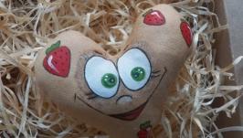 Кавова іграшка Серце