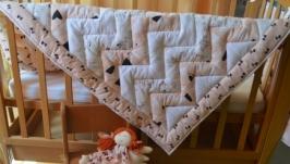 Комплект для детской кроватки ′Нежность′