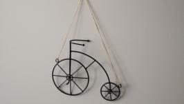 Підвіска декоративна ′Велосипед′ 220*180*60