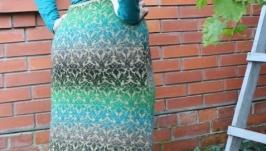 Юбка с орнаментом