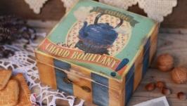 чайная шкатулка ′с чердака′