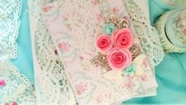 Блокнот ′Нежность роз′