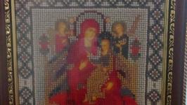 Ікона Божої Матері ′Всецариці′