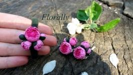 Набор ′Розовые пионы′