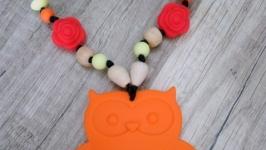 Слингобусы ′Оранжевая Совушка′
