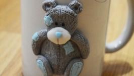 Teddy Bear на чашечке