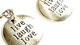Серьги Тибетские Монеты