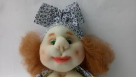 лялька магніт