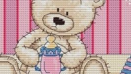 Дентская метрика ′Мишка-малышка′
