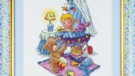 Детская метрика ′Весёлые игрушки′