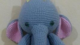 Слоненок Нина