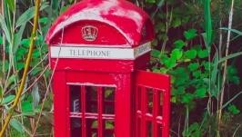 Телефонная будка ′London′