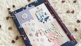 Travel book, дневник путешественника