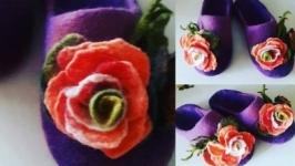 капці ′ Чайна Троянда′