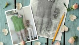 сукня′Трояндовий сад′
