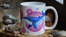 Китовая кружка