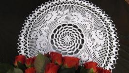 Серветка ′Вінтажна троянда 2′