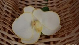 Резинка для волос ′Орхидея′