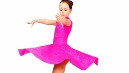Рейтинговое платье для бальных танцев(Бейсик)