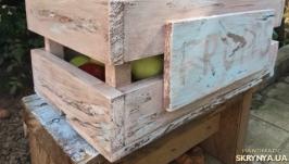 Декоративный ящик для фруктов