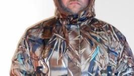 Зимняя куртка для рыбака