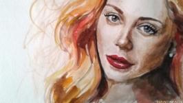 Портрет Тіни Кароль