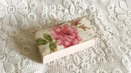 Скринька Чайна троянда