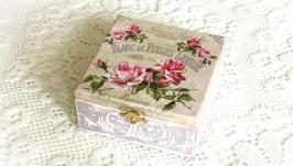 Скриня Вінтажні троянди